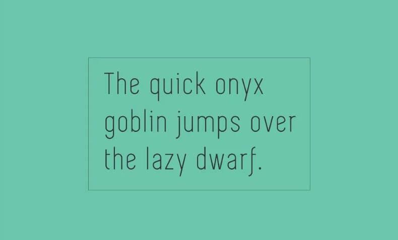 Simplifica Typeface Font - Download Free in Ttf, Otf & Zip