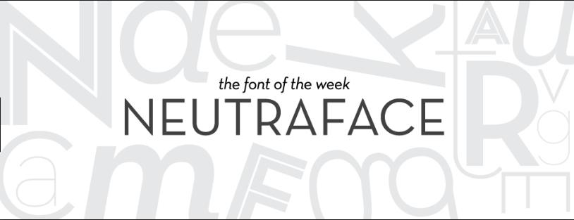 Neutraface Text Font - Download Free in Ttf, Otf & Zip Format
