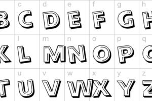 Sans Serif Fonts - Download Free in Ttf, Otf & Zip Format